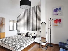 简洁大方简约风 17款卧室背景墙设计