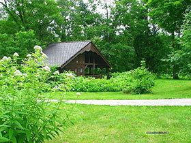 绿色庭院欣赏 12张日式庭院设计图