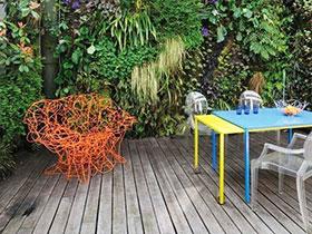 庭院搭配休闲椅 13张休闲庭院设计图