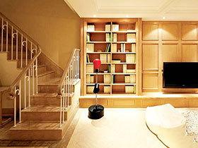 楼梯的艺术 11张楼梯过道效果图