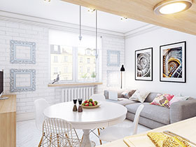 小客廳大智慧 20圖理想空間設計