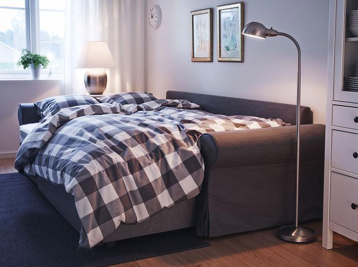 温馨宜家卧室设计