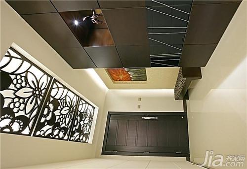 玄关吊顶设计  吊顶设计的风水讲究