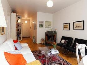 11万装50平公寓 现代简约小户型设计