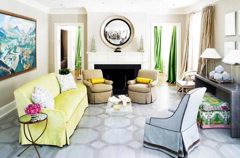 舒适欧式小客厅装修效果图