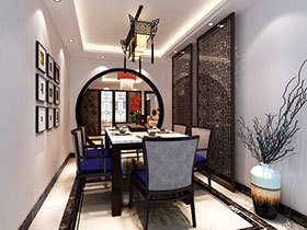 记忆中的照片墙 12张餐厅背景墙效果图