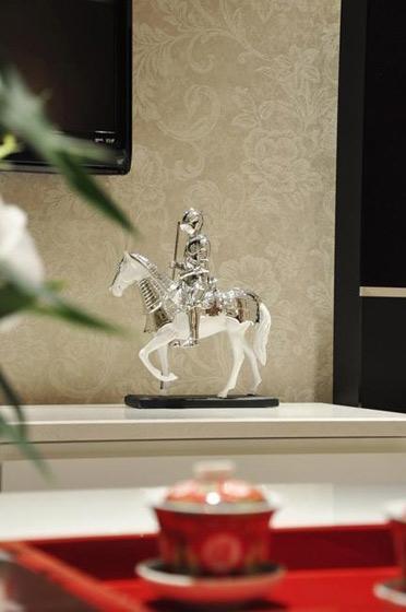 现代简约风格三居室温馨3万-5万90平米装修图片