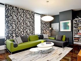 簡約大方客廳 14款簡約客廳吊頂設計