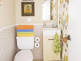 15張小型浴室柜設計圖 精致小巧