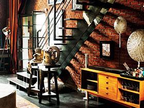 更上一层楼 18款个性楼梯设计