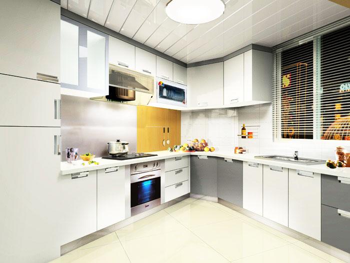 厨房吸顶灯效果图图片