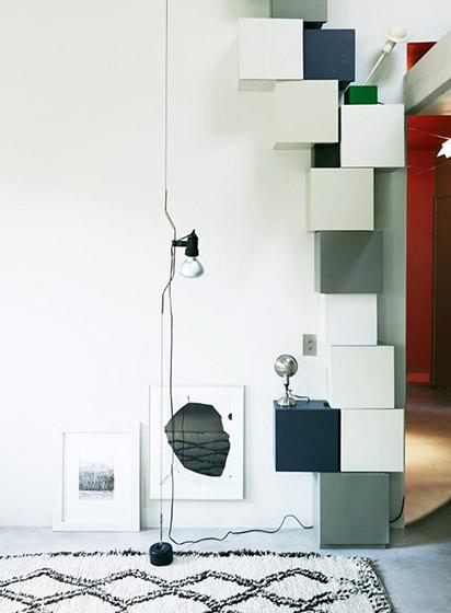 收纳创意家居装修效果图