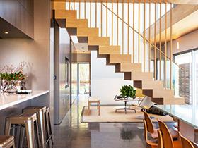 楼梯空间妙利用 小空间大创意