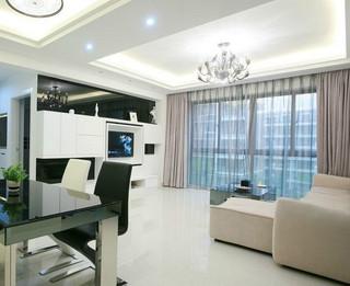 客厅吊顶简装客厅效果图