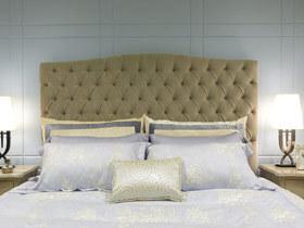 享受舒适生活 13款中性色床头软包