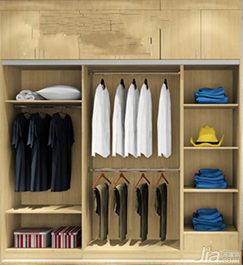 衣柜内部设计 衣柜内部效果图欣赏