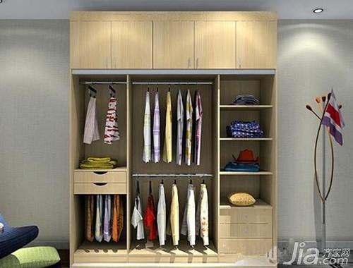衣柜内部结构设计 衣柜内部结构图赏析