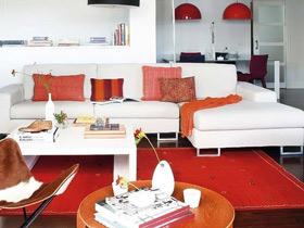 现代混搭风婚房 这套两居室满是幸福的味道