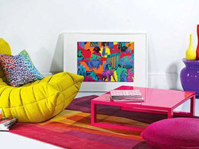 清新客厅装饰 13款客厅装饰画效果图