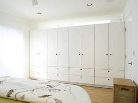 保持卧室整洁 13款简约衣柜效果图