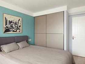 节省居室空间 15款卧室衣柜效果图