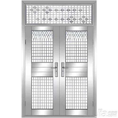 不锈钢大门价格 不锈钢大门效果图