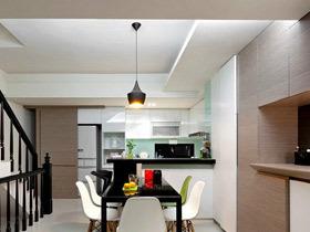 清新用餐环境 14款餐厅吊顶设计