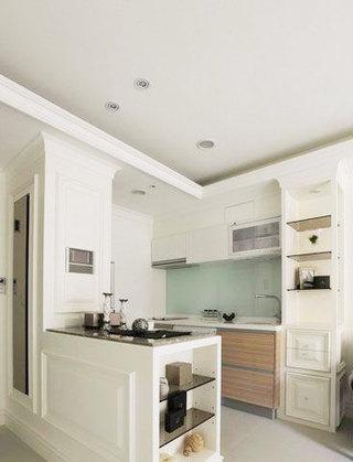 厨房隔断设计图