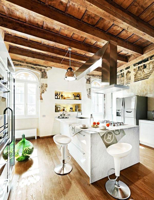 厨房效果图大全2014图片