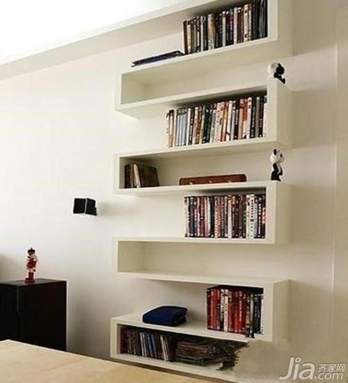 书架设计图欣赏 书架设计图解析