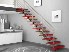 最愛簡約風 14款簡約樓梯裝修圖片