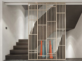 楼梯多样化 14款时尚楼梯设计
