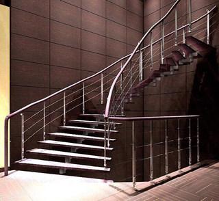 楼梯多样化 14款时尚楼梯设计11/14