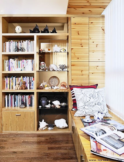 阳台柜设计图-阳台柜子储物柜图片_阳台柜子最实用的图片