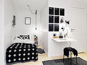 14张单人床效果图 温馨舒适