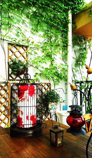舒适花园装修