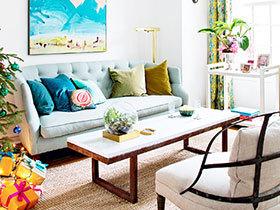 沙发靠垫图片 16图创意舒适沙发