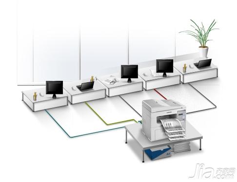如何连接网络打印机