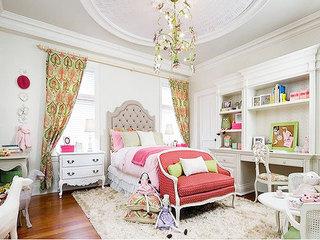 儿童房卧室吊顶效果图