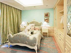 打造梦幻城堡 12张儿童房卧室吊顶效果图