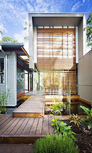花园庭院设计图