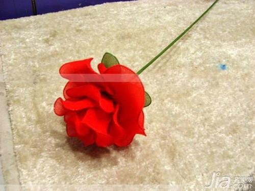 怎样制作玫瑰丝网花_玫瑰丝网花的做法 玫瑰丝网花的材料准备