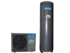 美的空气能热水器的优缺点以及工作原理