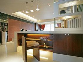 15张中式风格厨房灯具装修图片 复古优雅