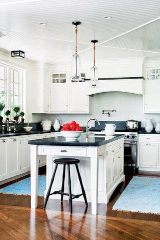欧式风格厨房灯具装修效果图大全2014图片