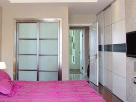 省空间妙法 16款卧室衣柜图片
