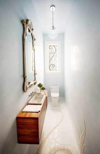 卫生间浴室柜图片