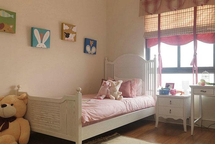 儿童床简洁效果图