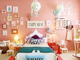 床头好风景 16款卧室床头背景墙图片