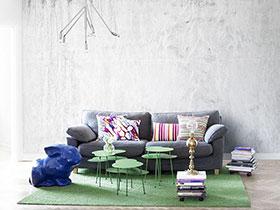 12張客廳地毯效果圖 時尚大氣
